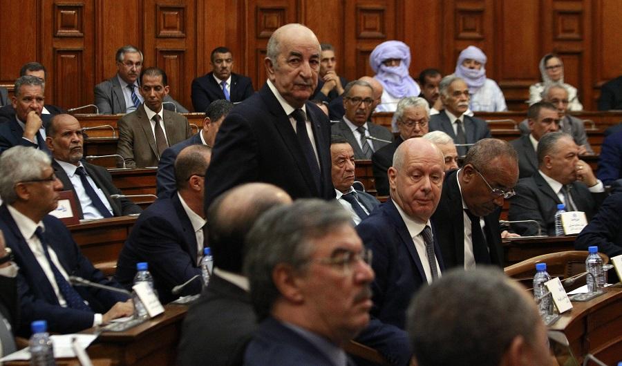 Tebboune gouvernement Premier ministre