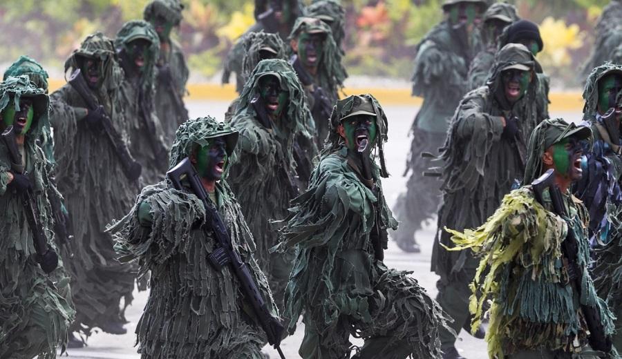 Armée manœuvres