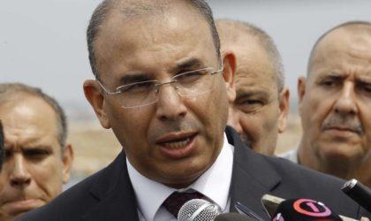 Ligne ferroviaire M'sila-Boughezoul : Zaâlane donne ses directives