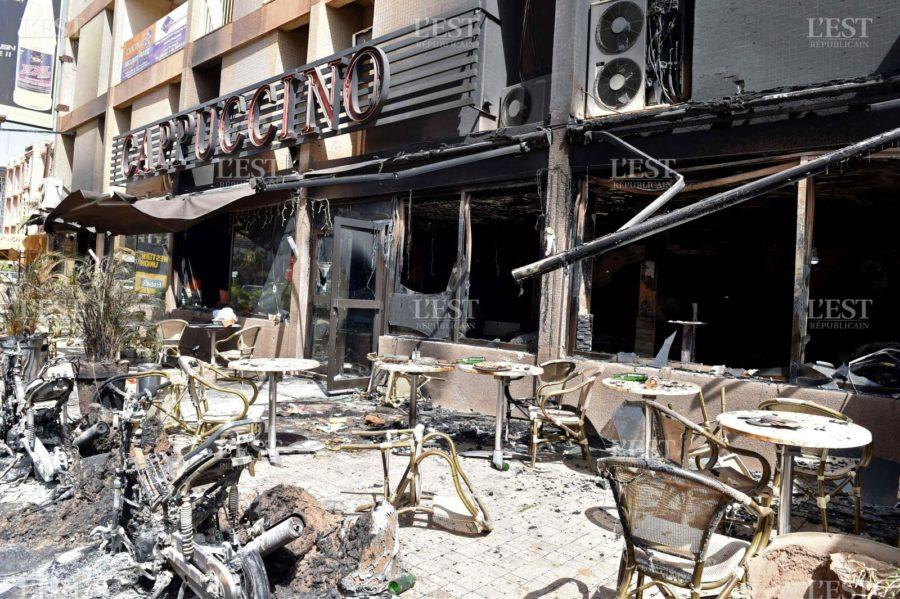 attentat Ouagadougou