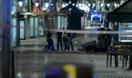 Attentats de Barcelone: trois Algériens parmi les blessés