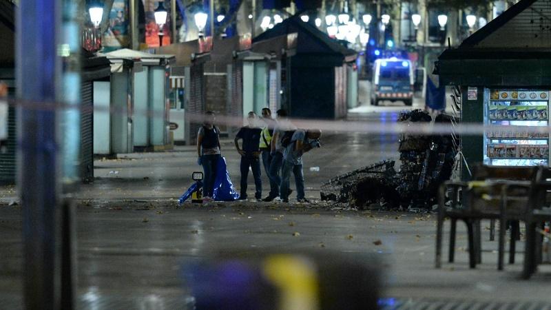 attentats barcelone