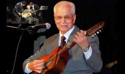10e édition du Festival de la chanson oranaise : hommage à Blaoui Houari