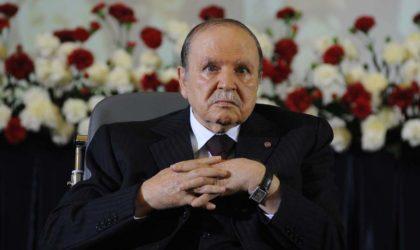 Ratification d'accords internationaux : le président Bouteflika signe cinq décrets
