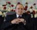 Le président Bouteflika préside une réunion du Conseil des ministres