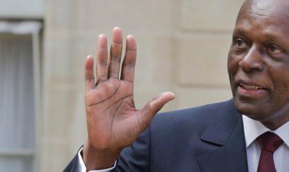 Angola: Dos Santos quitte le pouvoir après 38 ans de règne