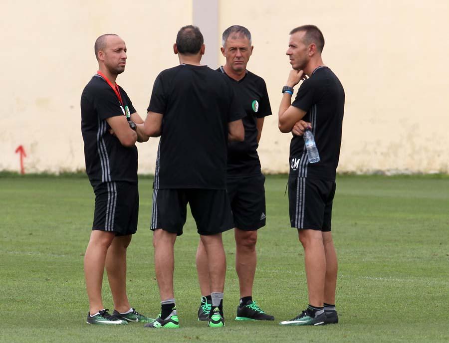football entraîneurs