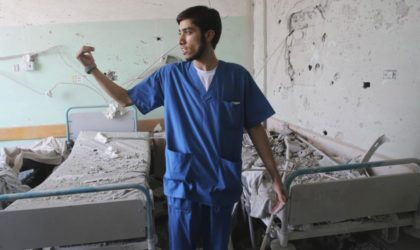 La caravane de solidarité avec Gaza sollicite l'intervention de Bouteflika