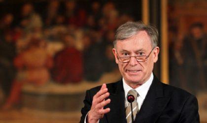 Köhler Envoyé du SG de l'ONU pour le Sahara Occidental: la satisfaction du Front Polisario