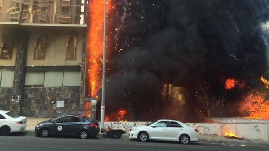 Arabie saoudite un h tel de la mecque vacu apr s un incendie - Les hotels de la mecque ...