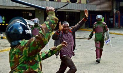 Kenya: le spectre de la violence politico-ethnique plane à la veille des résultats des élections