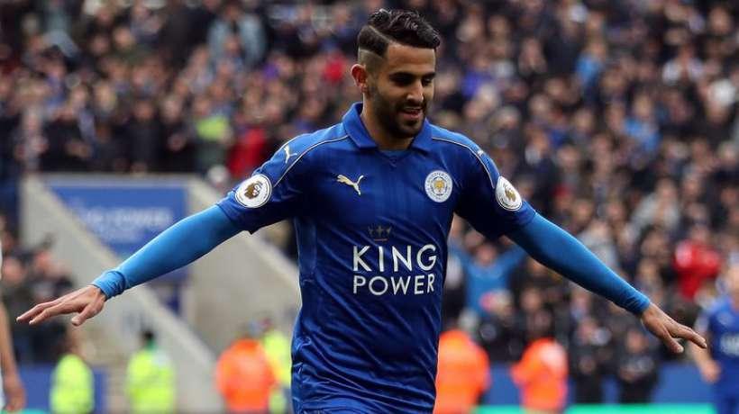 Leicester Mahrez