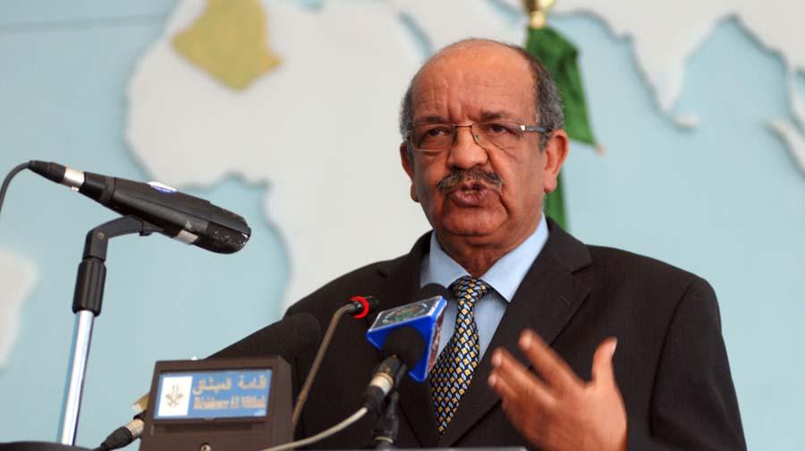 Messahel Algérie