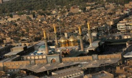 Messahel visite la mosquée du Cheikh Abdelkader Al-Jilani