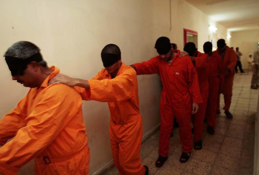 détenus Algériens