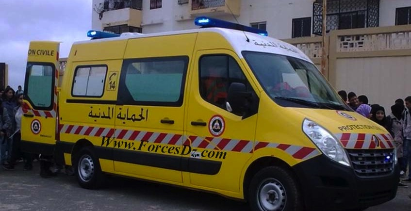 protection civile Alger