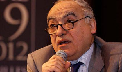 Libye : Ghassan Salamé en visite de travail en Algérie à partir de samedi