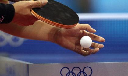 Tennis de table : l'Algérie candidate au bureau exécutif de l'Union arabe