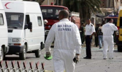 Tiaret: un attentat contre le siège de la sûreté fait 3 morts dont l'assaillant