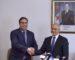 Le nouveau ministre de l'Industrie et des Mines Youcef Yousfi prend ses fonctions