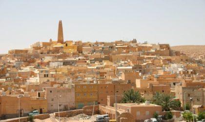 Ghardaïa: célébration de la Journée internationale de la paix