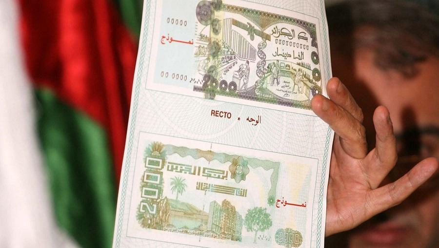 finance économie algérie