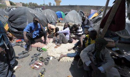 Bedoui: «L'Algérie n'acceptera pas l'implantation de centres pour les migrants»