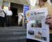 La justice ordonne la dissolution de l'entreprise éditrice de La Tribune