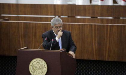 Ouyahia aux députés: «N'ayez pas peur du financement non conventionnel !»