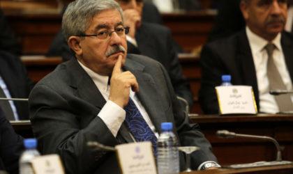 Ouyahia : attachement à la charte pour la paix et la réconciliation nationale