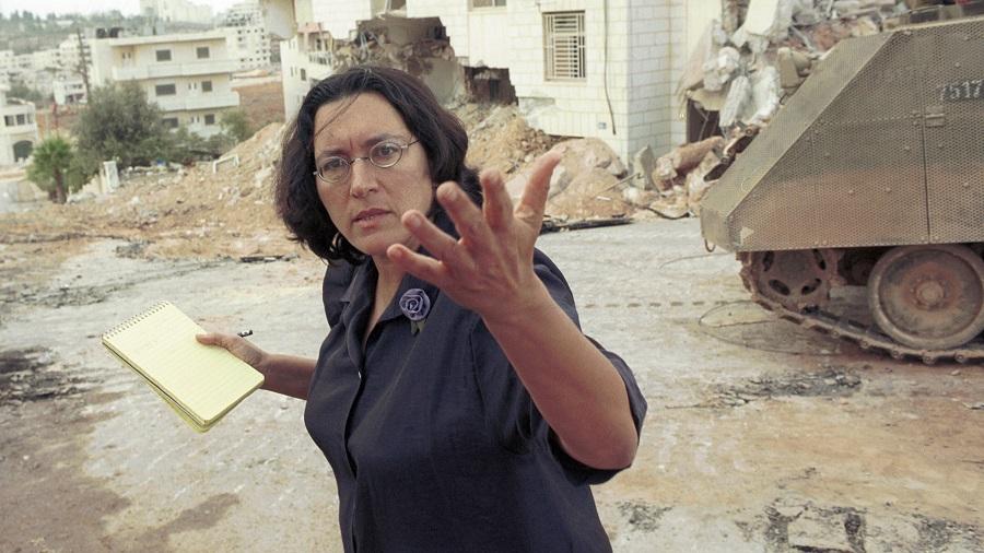 journaliste Amira