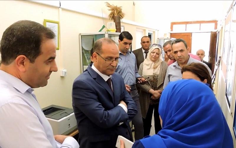Bouazghi, ministre de l'Agriculture