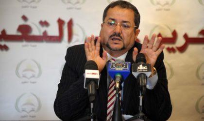 Vivement critiqué par Ouyahia, le MSP arrondit les angles