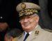 Gaïd Salah: «Le peuple demeure la profondeur stratégique de l'ANP»