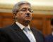 Ouyahia: «Ceux qui demandent l'application de l'article 102 n'ont rien à faire»