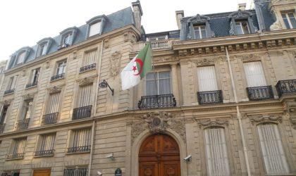 Messahel place Mesdoua à la tête de l'ambassade d'Algérie à Paris