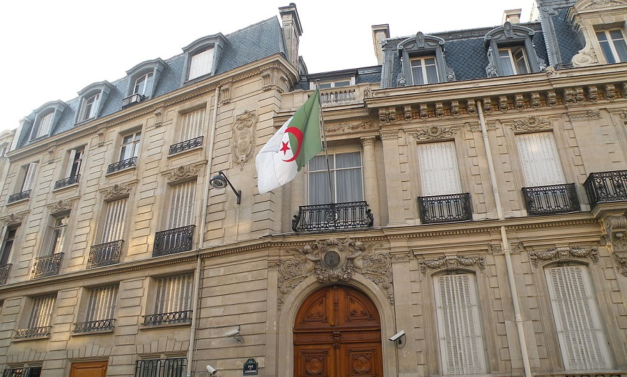 Ambassade Mesdoua