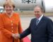 Le président Bouteflika «prêt» à recevoir Angela Merkel