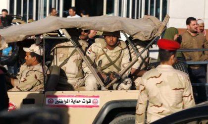 Egypte : 18 morts dans une attaque terroriste au Sinaï