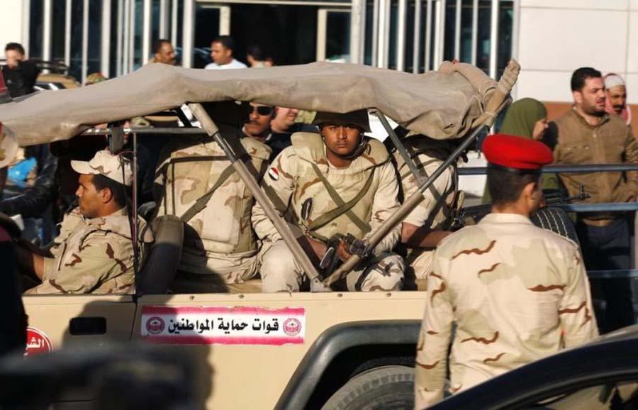 Armée Sinaï
