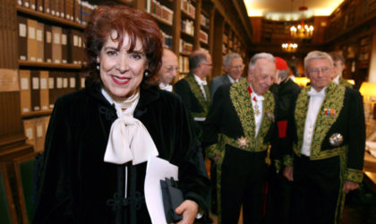 Une bibliothèque à Paris portera le nom d'Assia Djebar