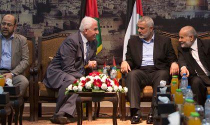 Le Hamas lâche Gaza et appelle à l'union des Palestiniens