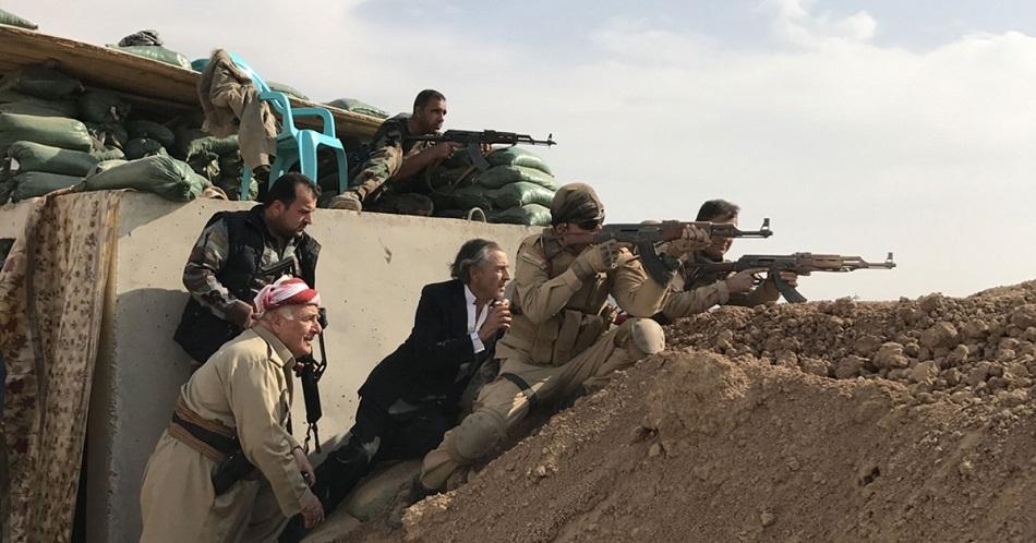 Bernard-Henry Lévy Irak