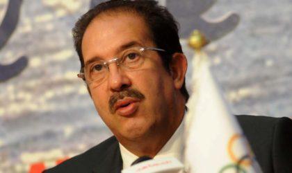 Le Comité international olympique fait appel à Berraf
