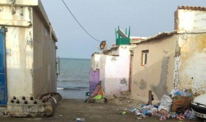 Les habitants de la plage Ouest dénoncent l'immobilisme de l'Etat face aux squatteurs