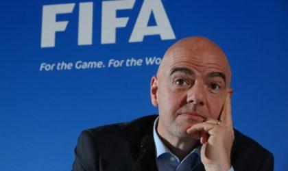 Le Mondial-2018 ne sera pas une «guerre», affirme Infantino