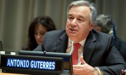Sahara Occidental, Libye, Mali : l'Algérie appelle à une plus grande implication de l'ONU