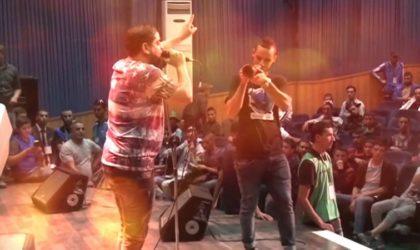Festival de Khenchela: le petit Yacoub et cheb Oussama stars de la soirée d'ouverture