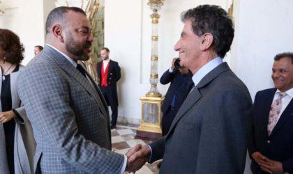 Lang confirme son allégeance absolue au régime monarchique de Rabat
