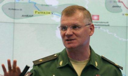 Des bombardiers russes frappent des sites «cruciaux» de Daech en Syrie